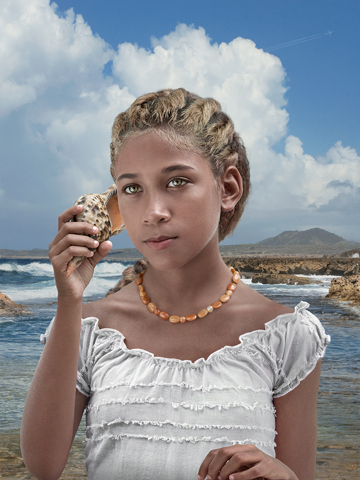 Curacao | Franciscus and Franciscus digital portraits